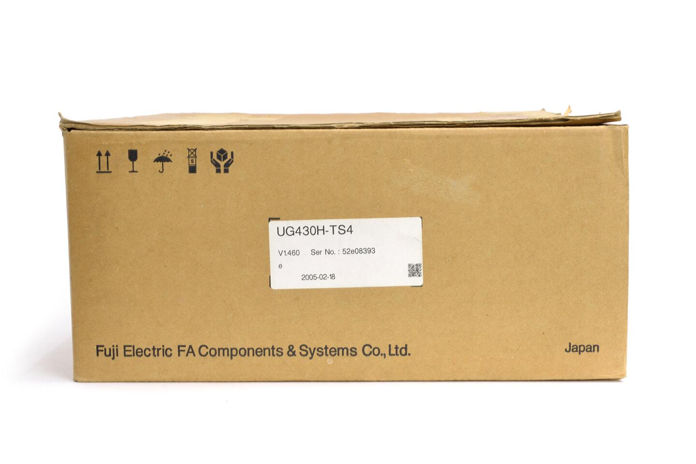 富士電機 プログラマブル操作表示器 UG430H-TS4