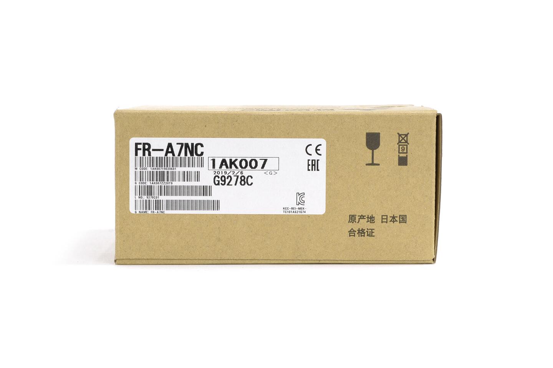 三菱 FR-F700シリーズ用内蔵オプション (CC-Link通信) FR-A7NC