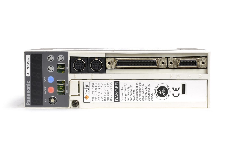 パナソニック MINAS Aシリーズ サーボアンプ MSDA5A3A1A (03年製)