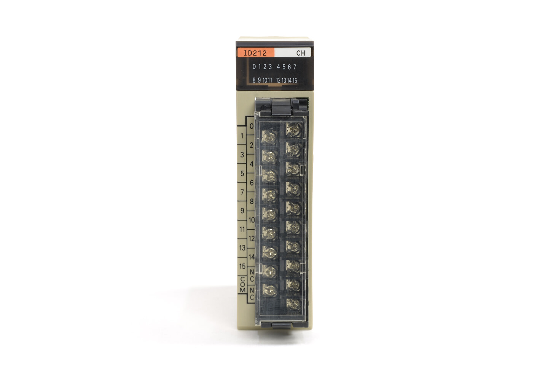 オムロン DC入力ユニット C200H-ID212 (98年製)