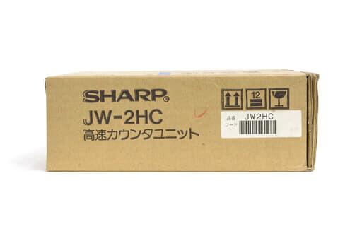 シャープ 高速カウンタユニット JW-2HC