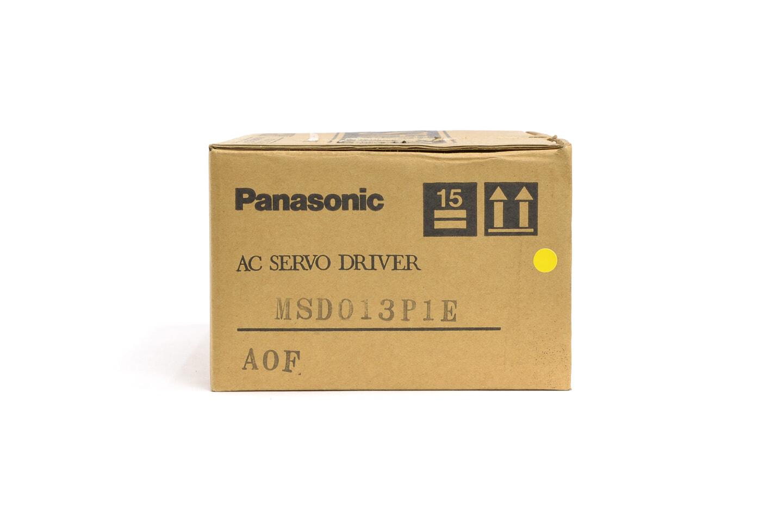 パナソニック EXシリーズ サーボドライバ MSD013P1E
