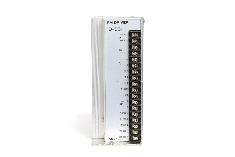 メレック 5相ステッピングモータドライバ D-561