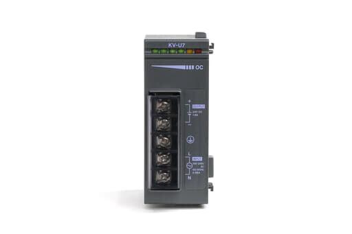 キーエンス AC電源ユニット KV-U7