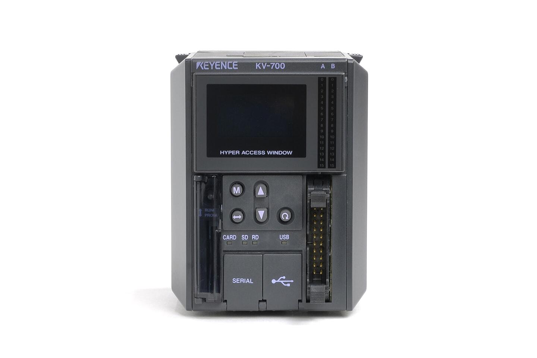 キーエンス CPUユニット KV-700 (USBコネクタ通信不可)