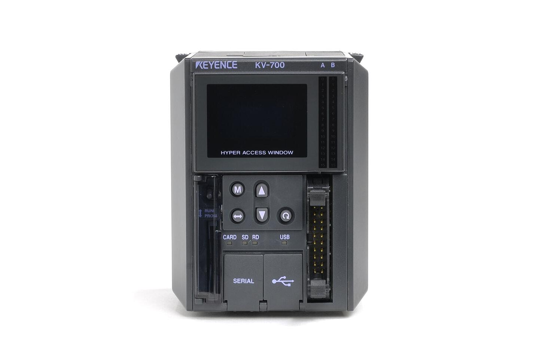 キーエンス CPUユニット KV-700