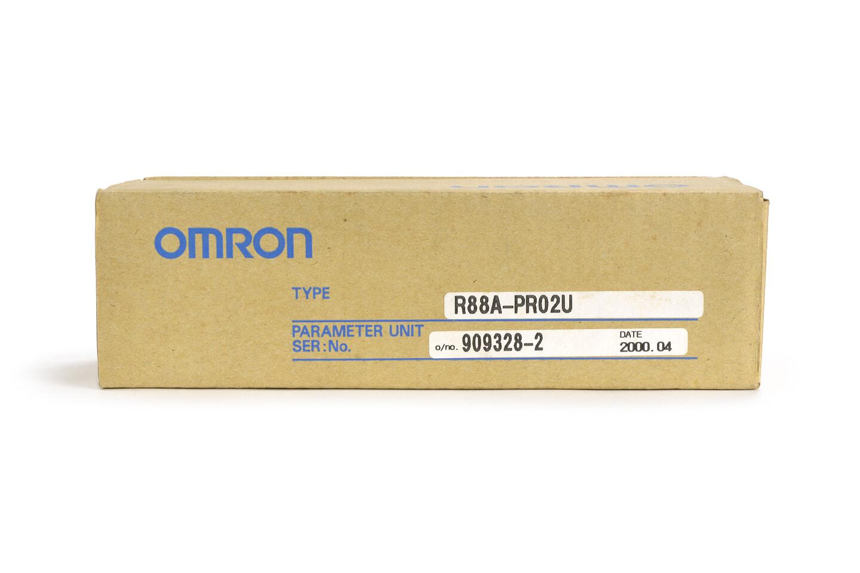 オムロン パラメータユニット R88A-PR02U