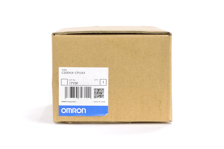 オムロン CPUユニット C200HX-CPU44 (05年製)