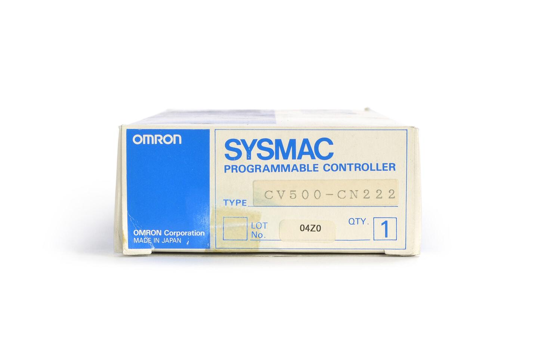 オムロン I/O接続ケーブル CV500-CN222