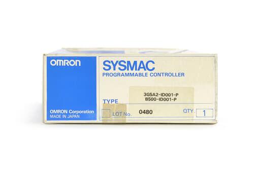 オムロン 無電圧接点入力ユニット B500-ID001-P