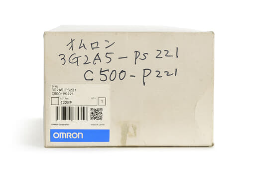 オムロン 電源ユニット C500-PS221