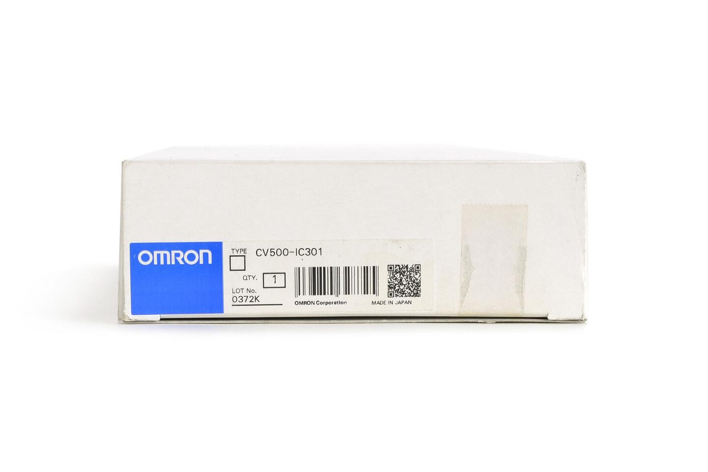 オムロン I/Oコントロールユニット CV500-IC301