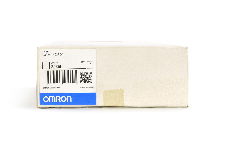 オムロン パソコン接続ケーブル CQM1-CIF01