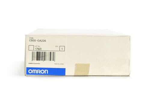オムロン トライアック出力ユニット C500-OA226