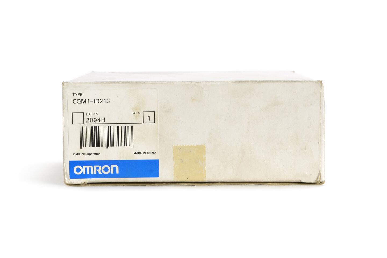 オムロン DC入力ユニット CQM1-ID213