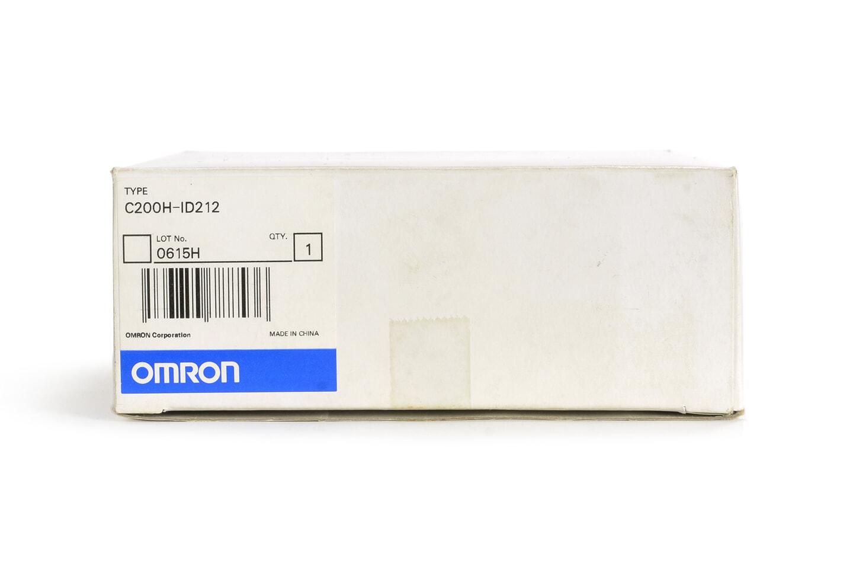 オムロン DC入力ユニット C200H-ID212