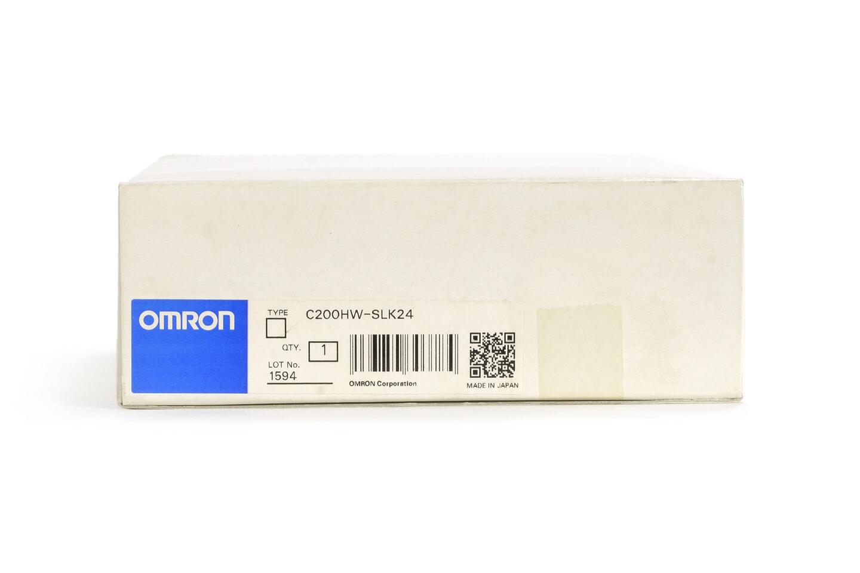 オムロン SYSMAC LINKユニット C200HW-SLK24
