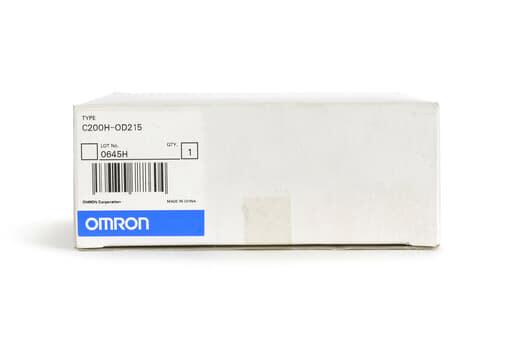 オムロン トランジスタ出力ユニット C200H-OD215