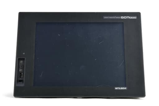 三菱 グラフィックオペレーションターミナル GT1672-VNBA (14年製)