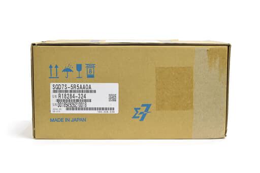 安川電機 サーボパック SGD7S-5R5AA0A (18年製)