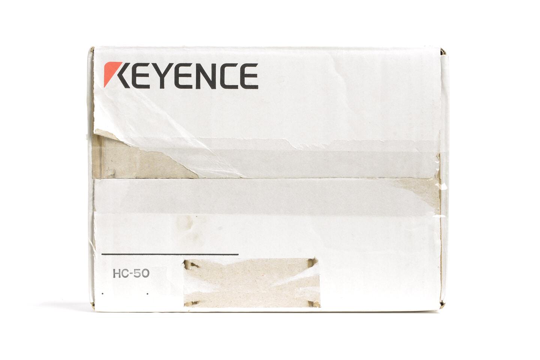 キーエンス 位置決めコントローラ HC-50