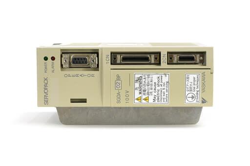 安川電機 ACサーボパック SGDA-02BP (ソフトVer005)