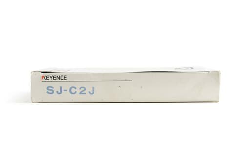 キーエンス 延長ケーブル SJ-F300用 (ブロア-コントローラ間) 2m SJ-C2J