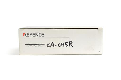 キーエンス 高速カメラ用耐屈曲カメラケーブル 5m CA-CH5R