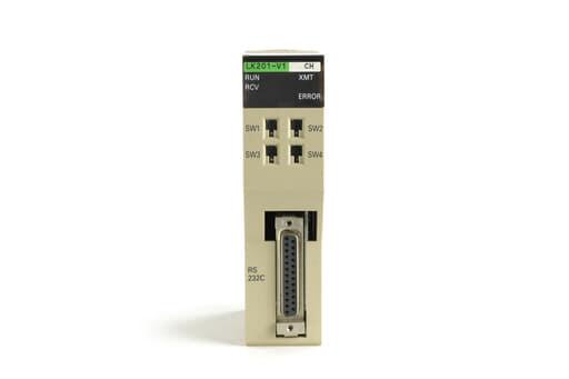 オムロン 上位リンクユニット C200H-LK201-V1 (05年製)