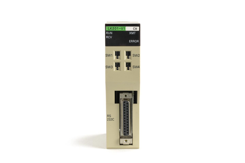 オムロン 上位リンクユニット C200H-LK201-V1 (04年製)