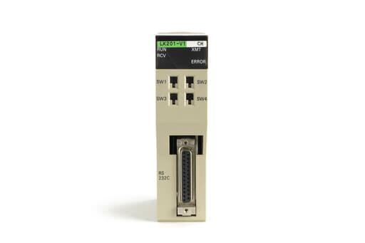 オムロン 上位リンクユニット C200H-LK201-V1 (06年製)