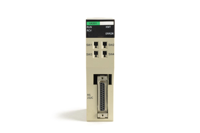オムロン 上位リンクユニット C200H-LK201 (00年製)