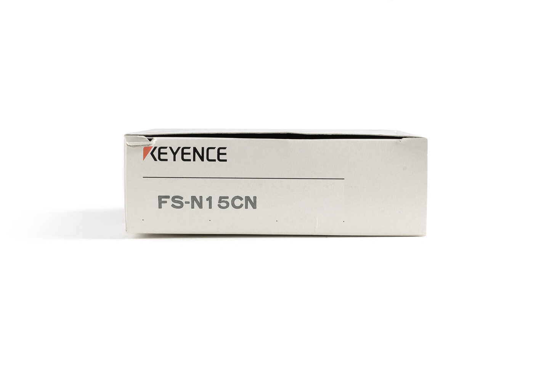 キーエンス ファイバアンプ NPN FS-N15CN