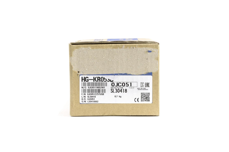 三菱 ブレーキ付きACサーボモータ HG-KR053B