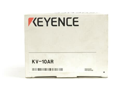 キーエンス プログラマブルコントローラ KV-10AR