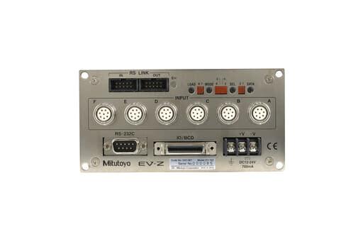 ミツトヨ リニアゲージ用カウンタ EV-16Z (542-067)