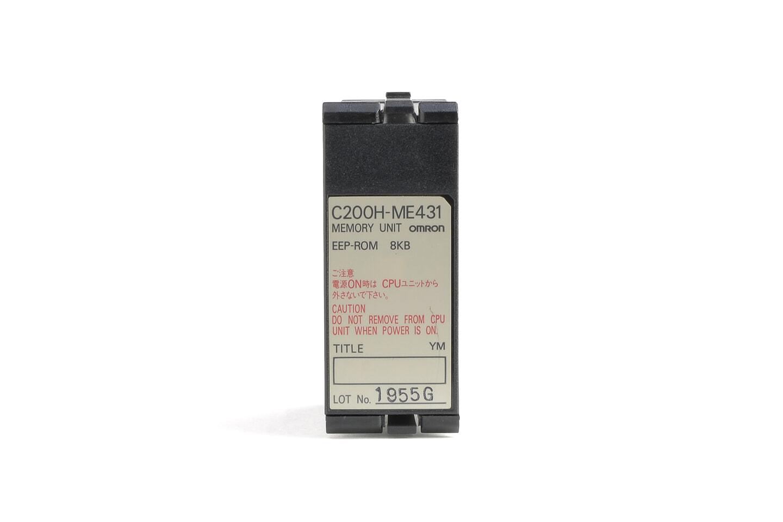 オムロン メモリユニット C200H-ME431 (95年製)