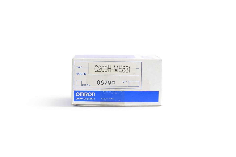オムロン メモリユニット C200H-ME831 (99年製)