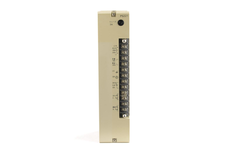 オムロン 電源ユニット C500-PS221 (92年製)