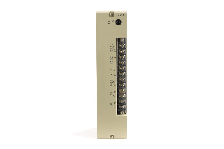 オムロン 電源ユニット C500-PS221 (93年製) ※DC24V出力端子使用不可