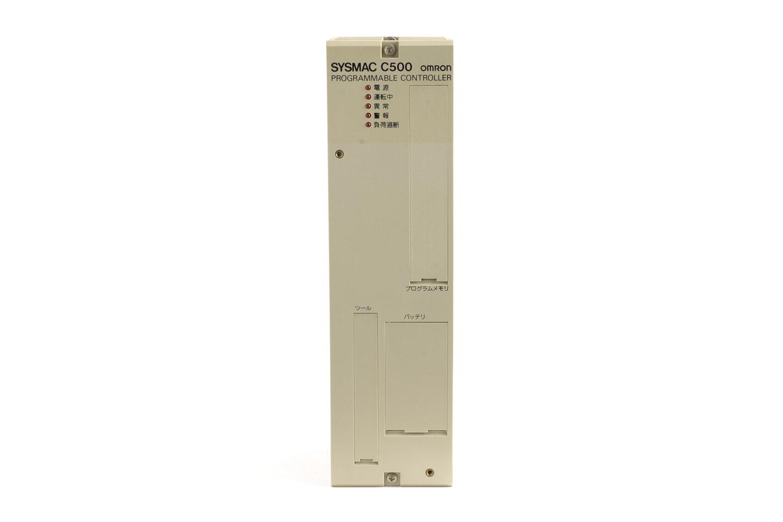 オムロン CPUユニット C500-CPU11 (86年製)
