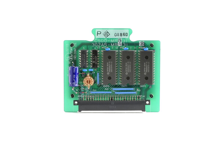 オムロン メモリユニット C500-MR831 (86年製)
