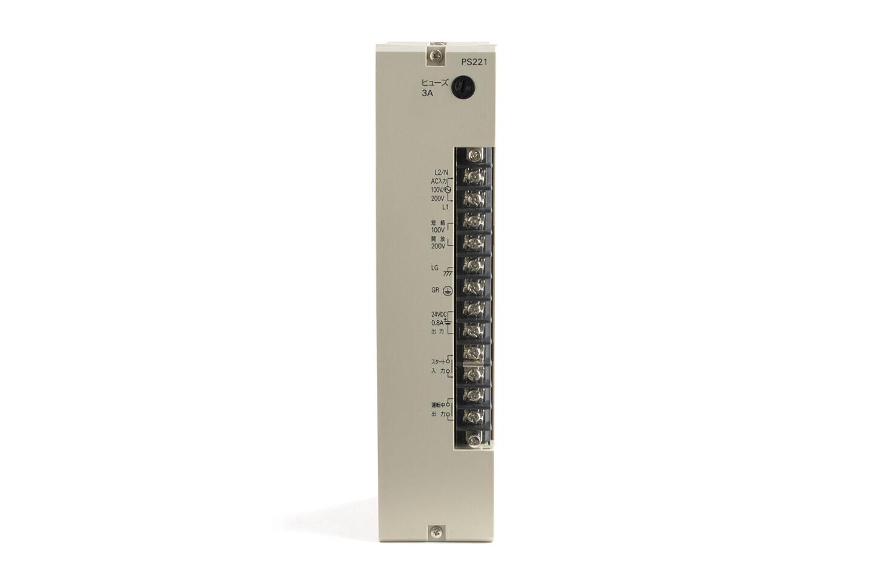 オムロン 電源ユニット C500-PS221 (15年製)