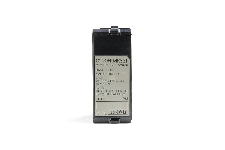 オムロン メモリユニット C200H-MR831 (90年製)