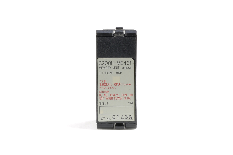 オムロン メモリユニット C200H-ME431 (93年製)