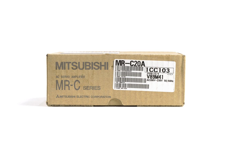 三菱 ACサーボアンプ MR-C20A