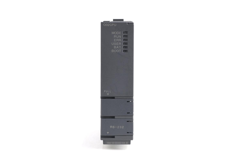 三菱 ハイパフォーマンスモデルQCPU Q02CPU (機能バージョンB)