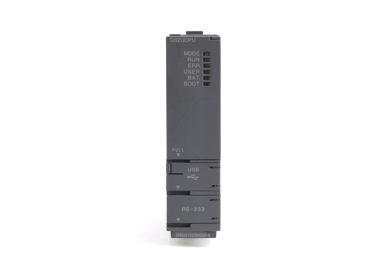 三菱 ユニバーサルモデルQCPU Q02UCPU (機能バージョンB)