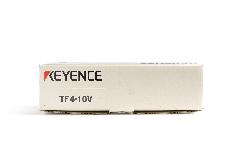 キーエンス マルチ入力多機能温度調節器 TF4-10V