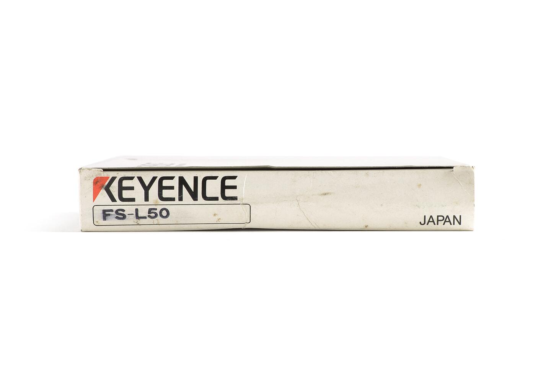 キーエンス ファイバセンサ FS-L50
